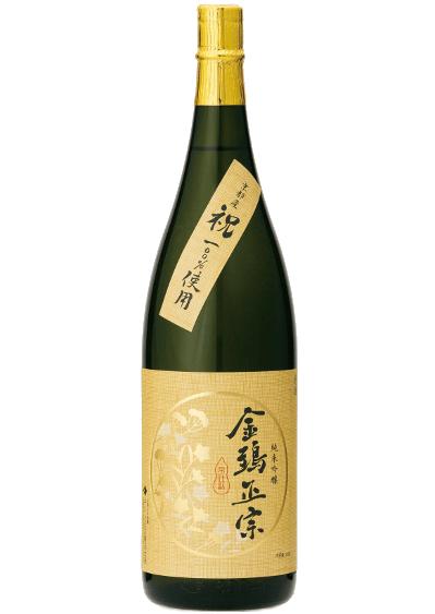 金鵄正宗(キンシマサムネ) 純米吟醸酒 | キンシ正宗 | 酒(日本酒 ...