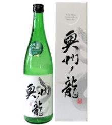 The Dragon of Oshu Junmai Ginjo