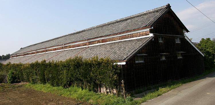 鉾杉蔵元 河武醸造は、江戸末期の安政四年(1857年)より醤油・味噌 ...